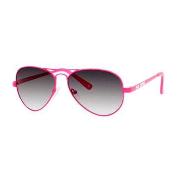 bb8ee0c9219b7 Juicy Couture HERITAGE hot pink Sunglasses w case